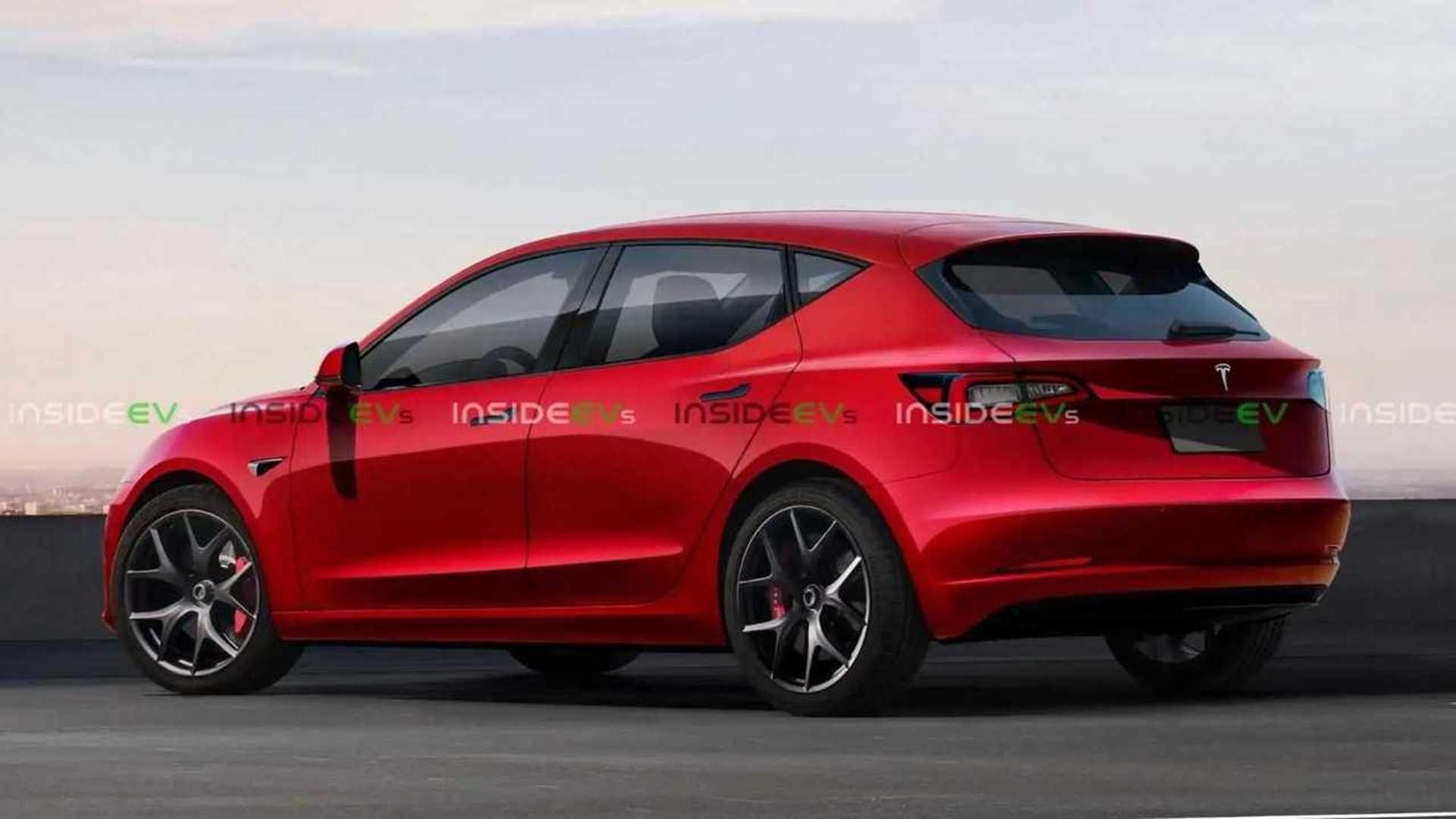 Tesla Model 2 si avvicina: primi esemplari in strada entro l'anno