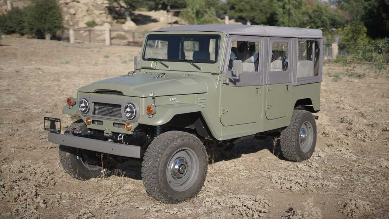Toyota Land Cruiser FJ44 by Icon 4x4 (exterior)