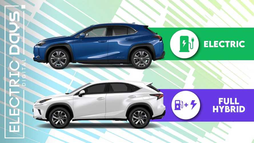 Tutte le Lexus elettrificate, quale scegliere