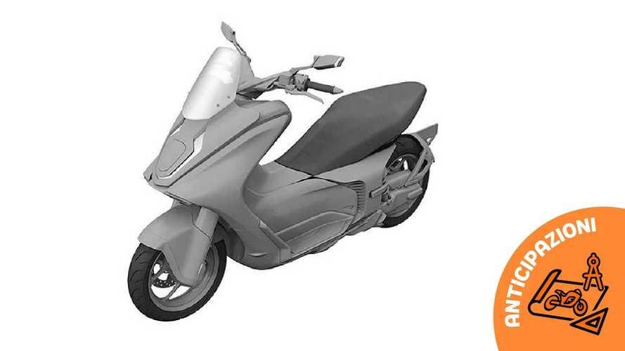 Yamaha E01, lo scooter elettrico vicino alla produzione?