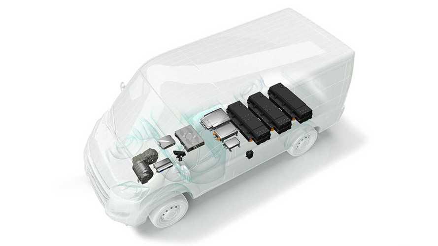 Fiat E-Ducato erhält Batterie und Antriebsstrang von SolarEdge