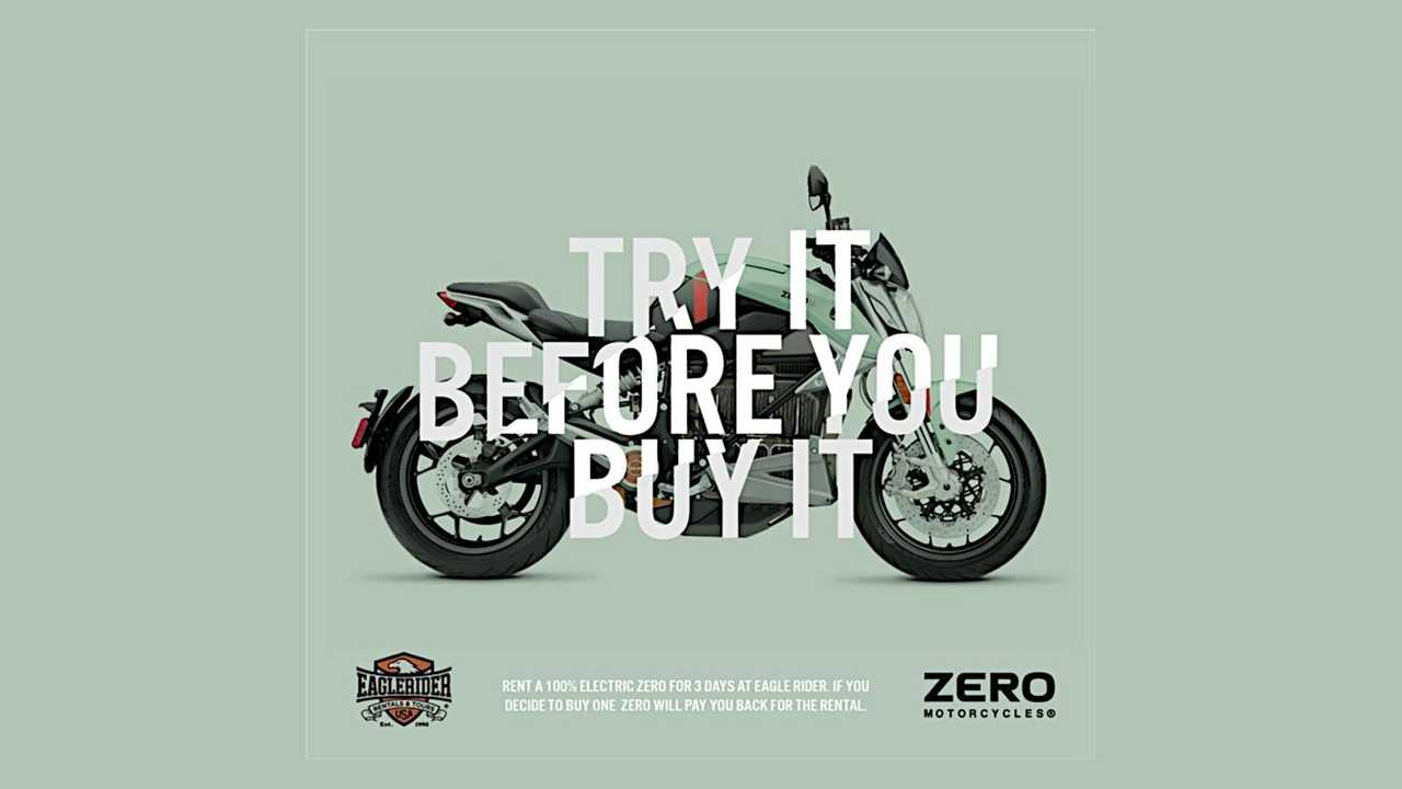 Zero Try Before You Buy