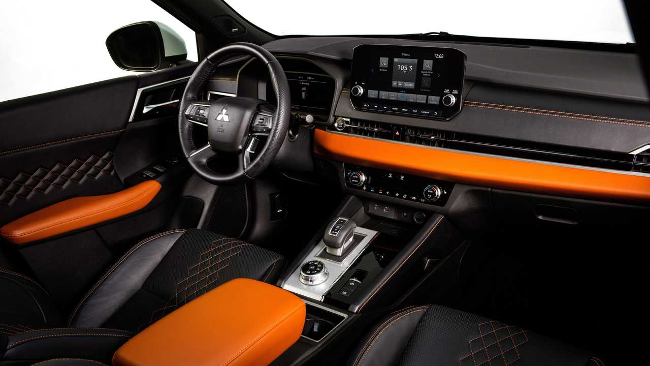 Mitsubishi Outlander (2021)