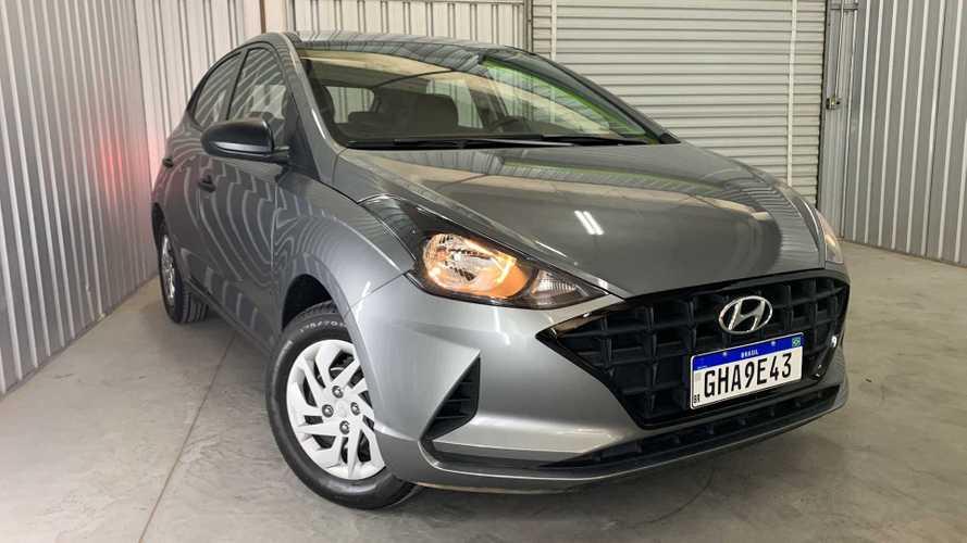 Hyundai HB20, HB20S e Creta têm promoção com taxa 0% e parcelas de R$ 990
