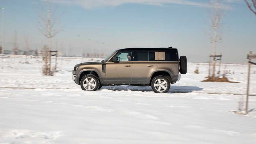 Prueba Land Rover Defender P400 AWD Auto First Edition