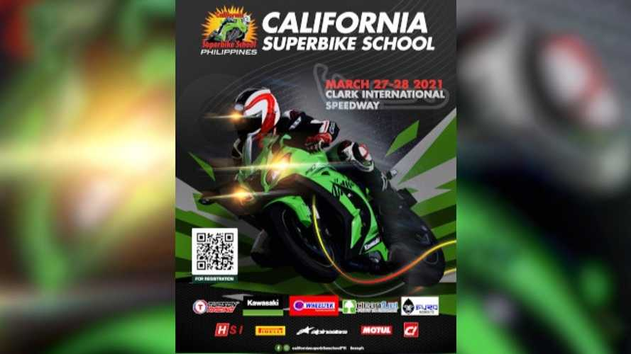 California Superbike School Returns To The Philippines In March