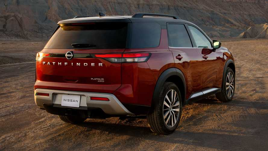 Nuovo Nissan Pathfinder 2021