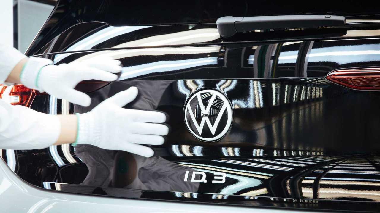 VW inicia a produção do ID.3 em Dresden