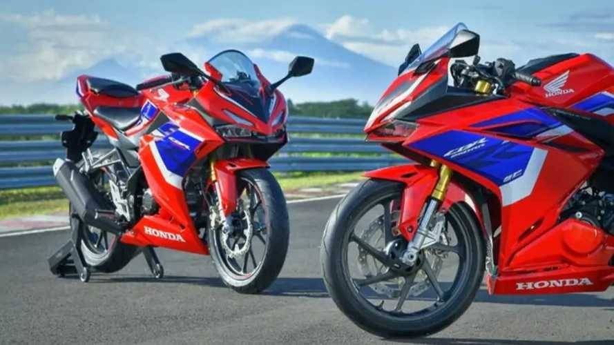 Tricolor Option For Honda CBR250RR Launched In Indonesia