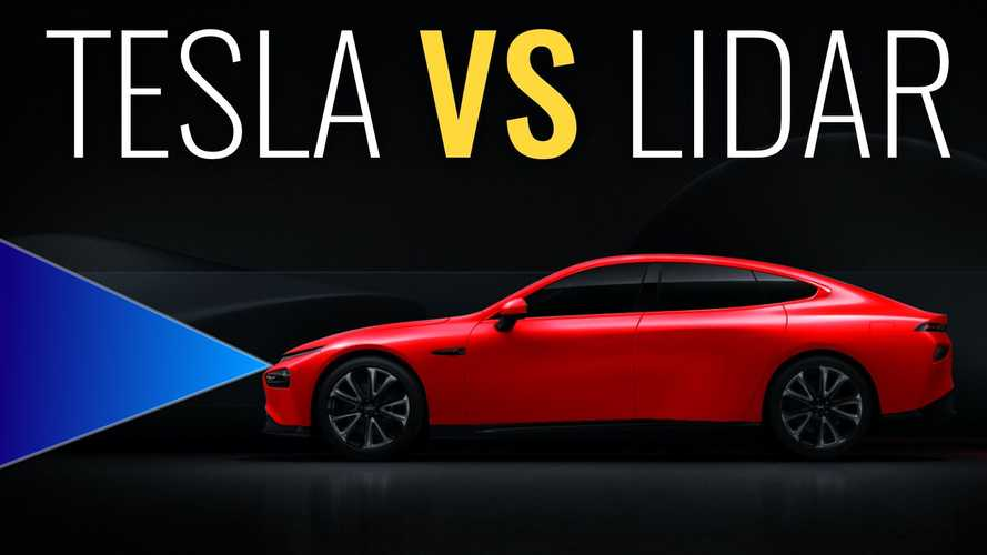 Watch This: Tesla vs LiDAR And The Battle Of Self Driving Cars