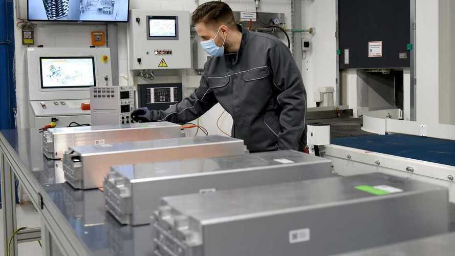 Volkswagen è pronta per le batterie allo stato solido
