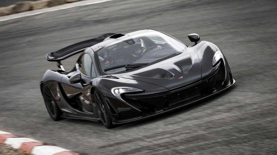 McLaren spokesperson confirms a new model to slot between the 650S & P1 - report