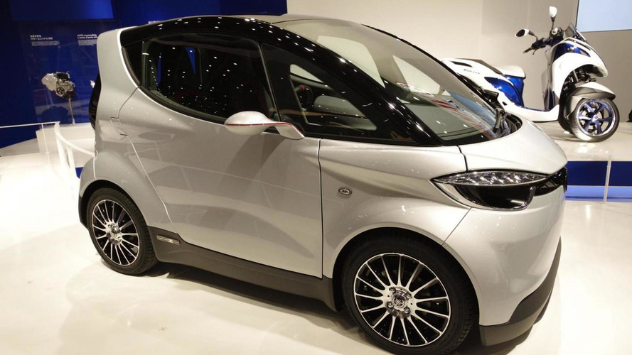 Gordon Murray & Yamaha unveil the MOTIV.e city car in Tokyo, has a 100+ mile range