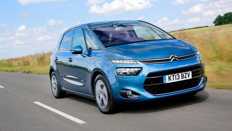 2014 Citroen C4 Picasso pricing announced (UK)