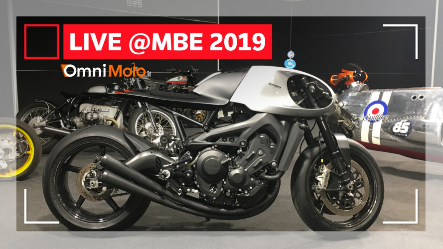 Le più belle del Motor Bike Expo 2019 [VIDEO]