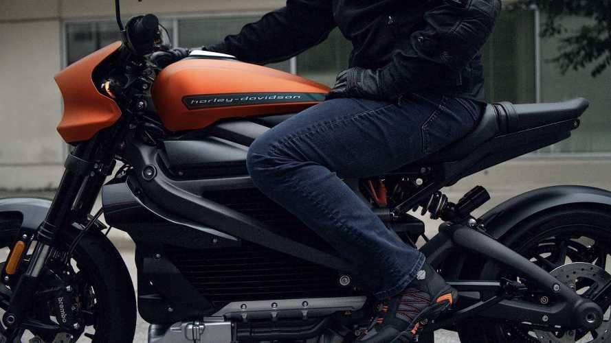Harley-Davidson Livewire: il sound dell'elettrica americana  [VIDEO]
