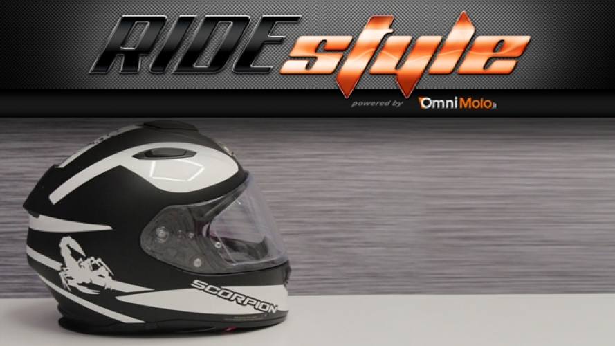 RideStyle: casco Scorpion-Exo 510 Air [VIDEO]