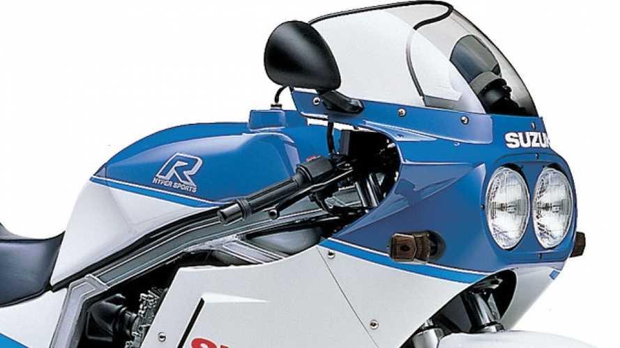 Suzuki GSX-R: le supersportive che hanno scritto la storia