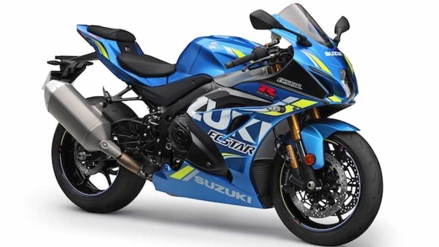 Suzuki, due promozioni sulla gamma GSX