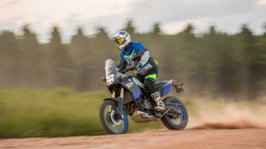 Yamaha Ténéré 700, la World Raid Experience fa tappa in Italia
