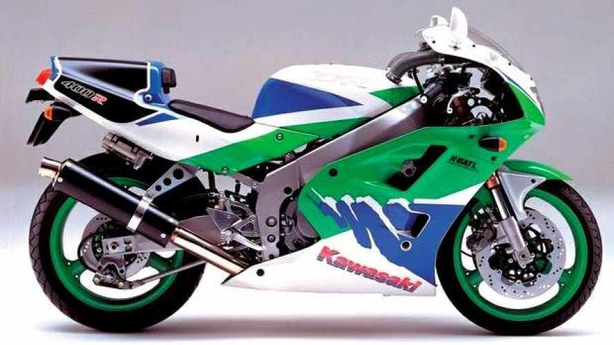 Kawasaki ZX-R 400: l'ammazza grandi