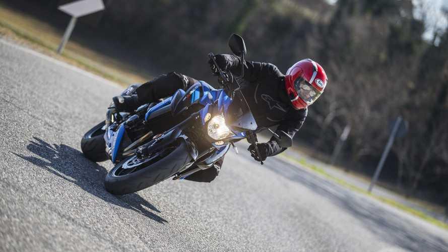 Suzuki GSX-S750 Yugen Carbon – TEST