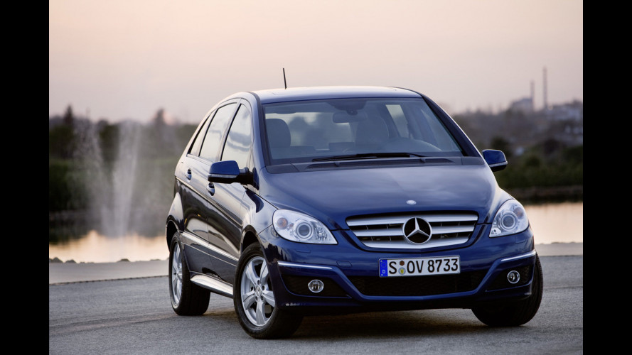 Mercedes Classe B 180 NGT BlueEFFICIENCY