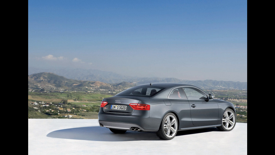 Audi A5 con S Line pack