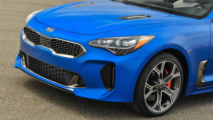 Kia Says Tiger Nose Design Is The Equivalent Of BMW's Kidney Grille