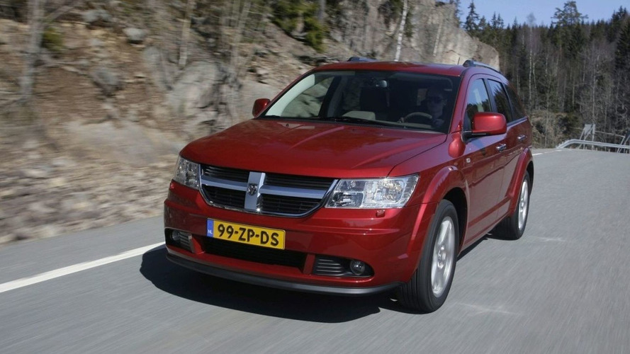 Dodge Journey Crossover Available From August