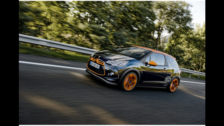 Citroen DS3 Racing, rally quotidiano