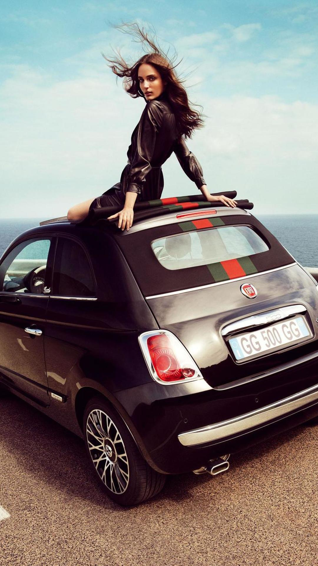 J Lo Returns For Fiat 500c By Gucci Ad Video