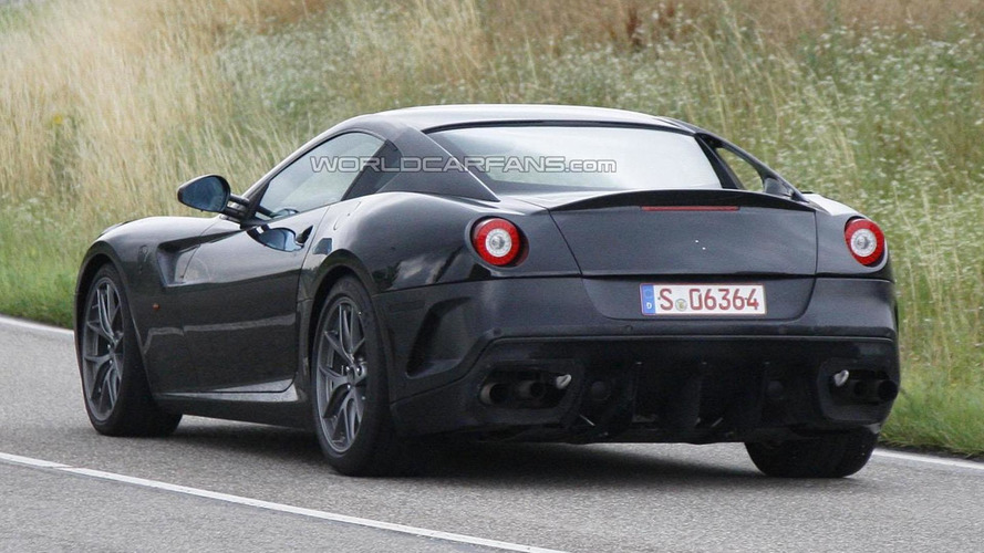 Ferrari 599 successor to have more than 700 HP