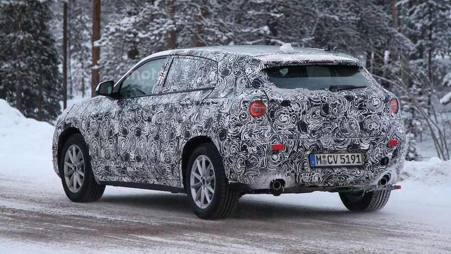 BMW X2 Paris Fuarı'nda tanıtılacak