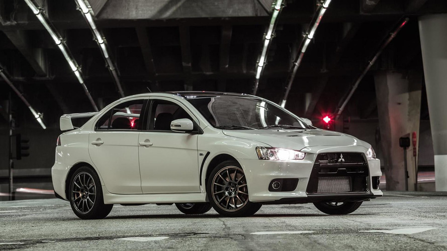Mitsubishi says the Lancer Evolution is dead for good