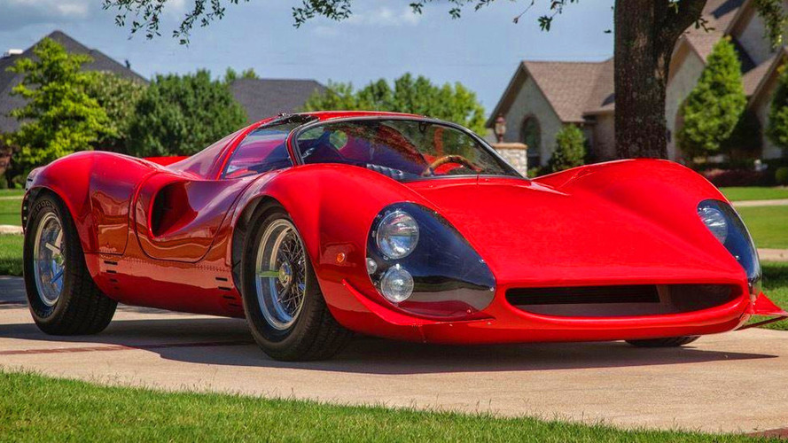 Fully restored 1967 Ferrari Thomassima II hits eBay with $9 million buy it now price