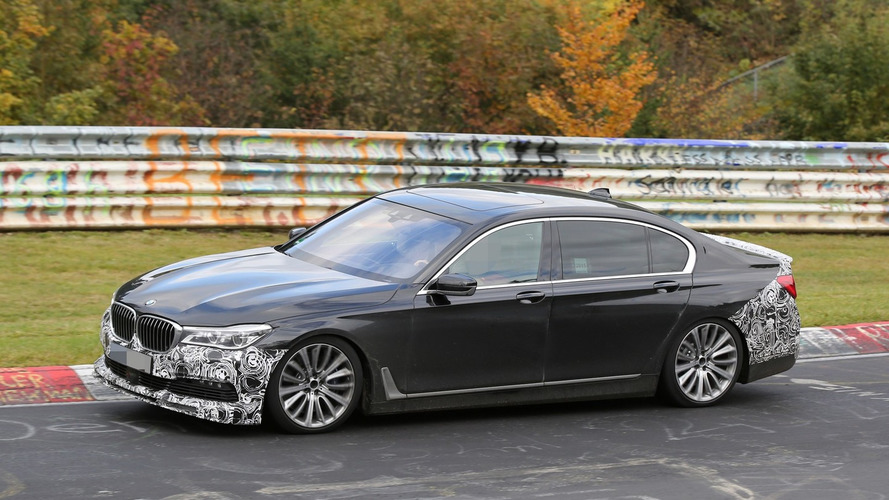 2016 Alpina B7 looks fierce in latest spy shots