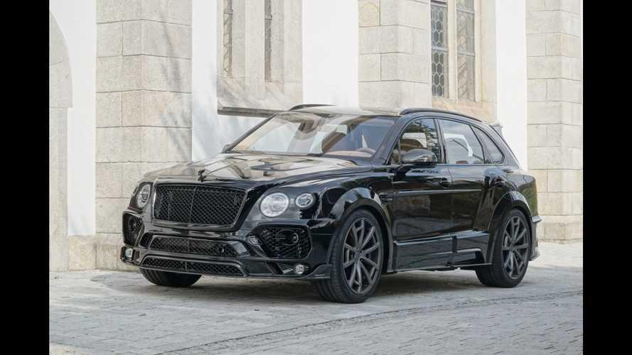 Bentley Bentayga, Mansory ci va