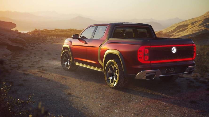 VW Tanoak Could Be Cheaper Than Honda Ridgeline