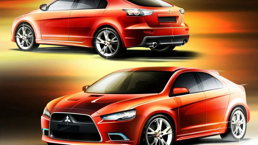 Mitsubishi Lancer Prototype S Previews Sportback Model