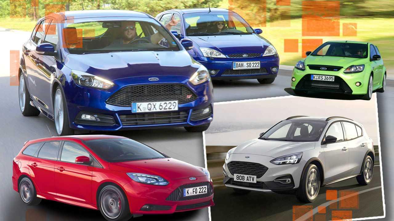 Ford Focus: Welt-Meister