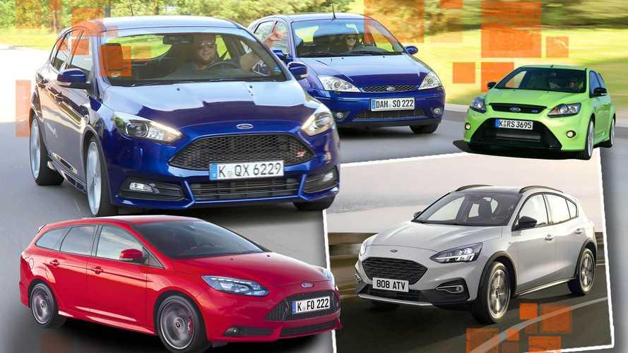 Ford-Historie: Die Geschichte des Focus