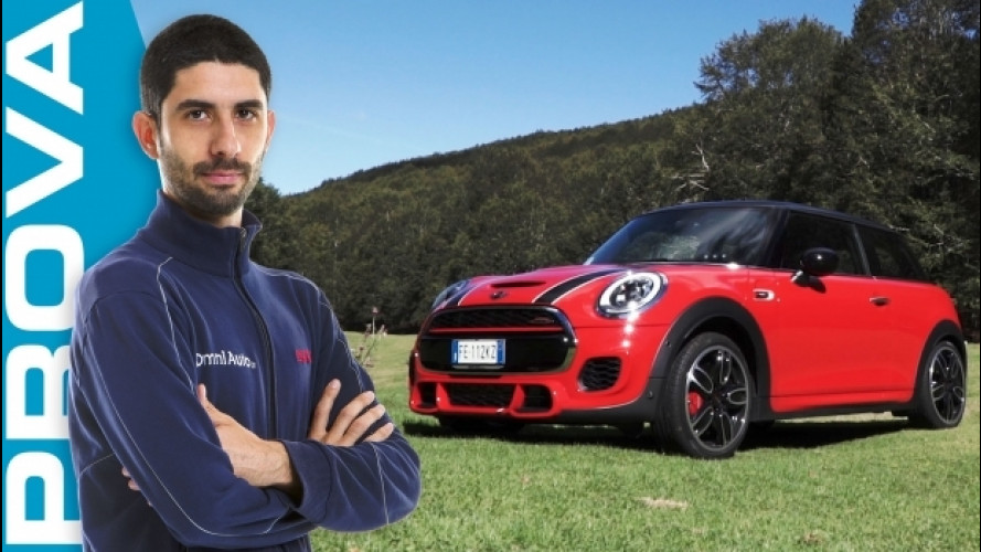 MINI John Cooper Works, vivace con brio [VIDEO]