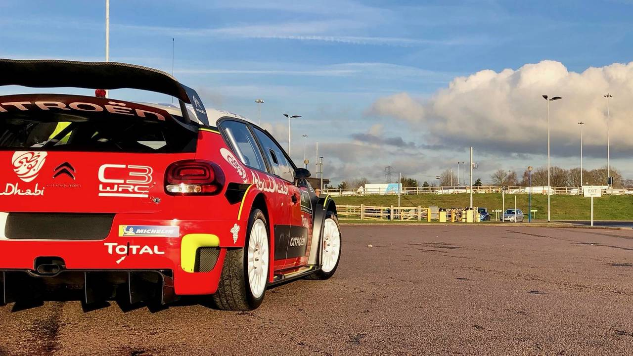 2018 CItroen C3 WRC