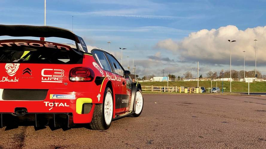 2018 WRC cars revealed at Autosport International