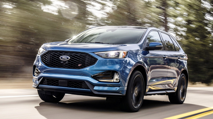 Neue Version des Ford Edge in den USA