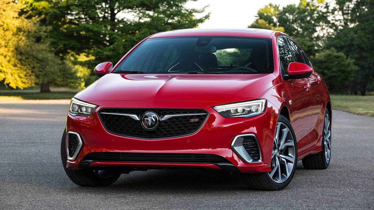 7. Buick Regal GS
