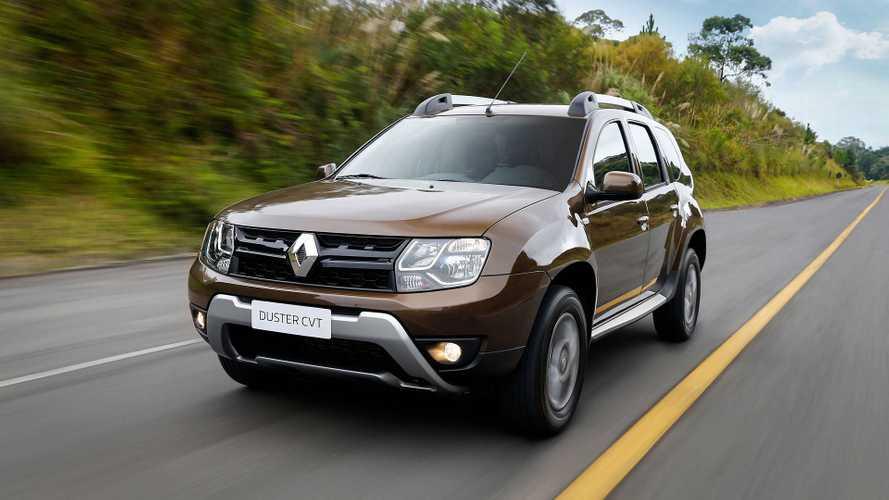 Renault Duster e Oroch têm airbags que podem não abrir em colisões