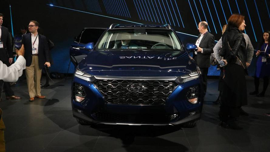 2019 Hyundai Santa Fe Is Bigger, Bolder, Available With A Diesel