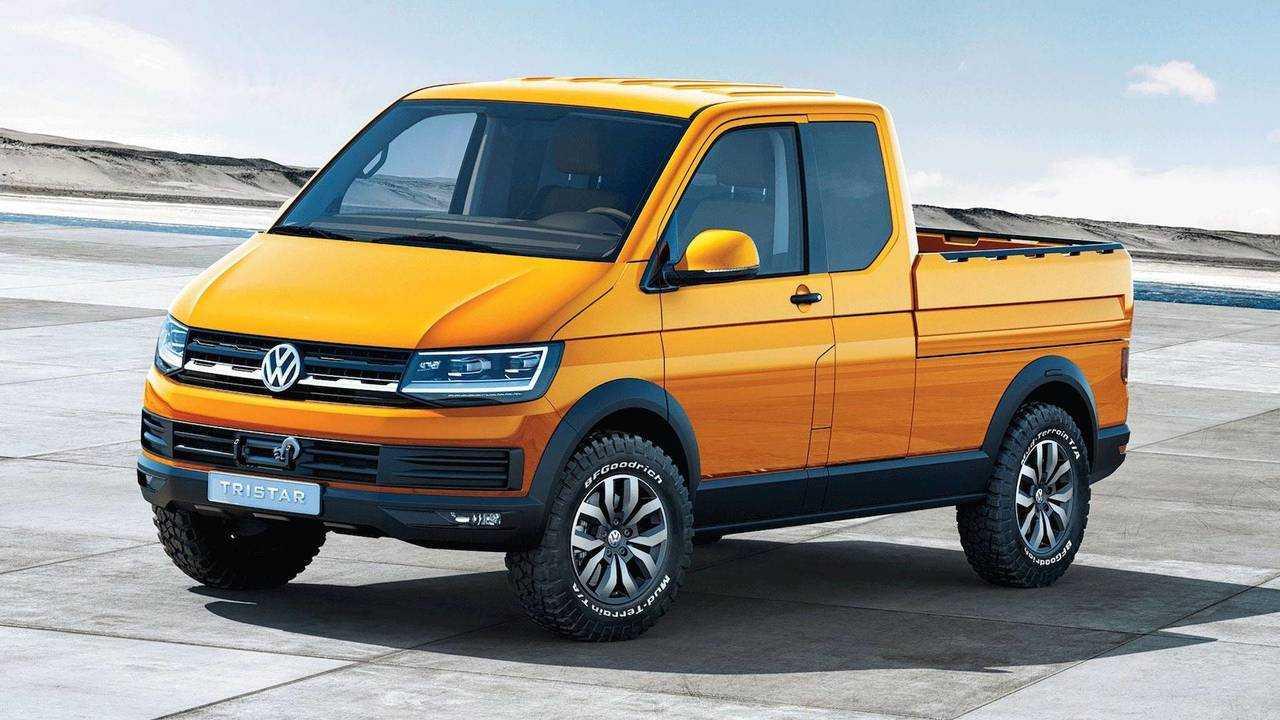 2014 VW Tristar TDI Concept
